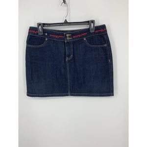 Tommy jeans 9 jeans mini skirt